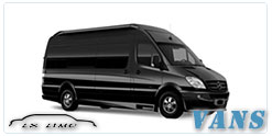 Honolulu Luxury Van service