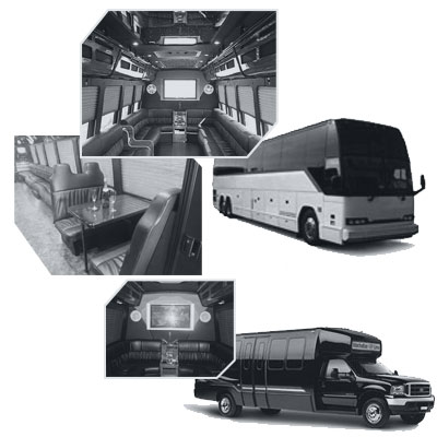 Party Bus rental and Limobus rental in Honolulu, HI
