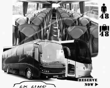 Montreal coach Bus for rental | Montreal coachbus for hire